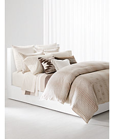 Ralph Lauren Mason Geo-Stripe King Duvet Set