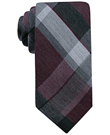 Ryan Seacrest Distinction Men's Winshaw Plaid Tie