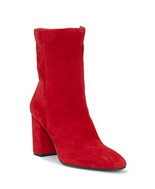 Kaelin High Heel Booties