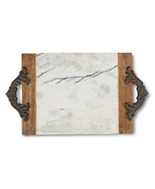 The GG Collection Antiquity Large Cutting/Serving Board