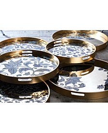 Etched Floral Collection