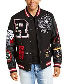 Men's Spoiler Varsity Jacket