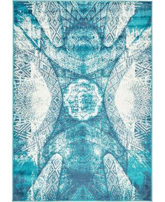 Basha Bas3 Turquoise 2' 2