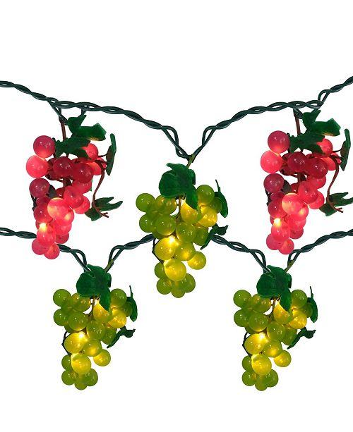 Northlight 5 Grape Cluster String lights
