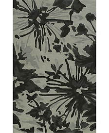 D Style Luka Luk44 Steel Area Rugs Collection