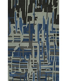 D Style Luka Luk47 Steel Area Rugs Collection