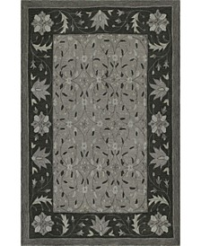 Torrey Tor1 Pewter Area Rugs Collection