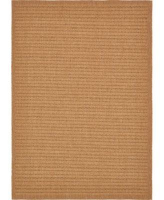 Pashio Pas6 Light Brown 8' x 11' 4