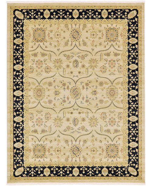 Bridgeport Home Orwyn Orw6 Beige/Black Area Rug Collection