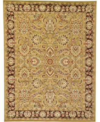 Passage Psg9 Tan 6' x 6' Round Area Rug