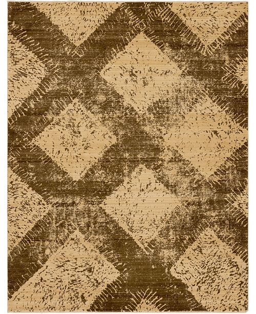 Bridgeport Home Thule Thu4 Brown Area Rug Collection