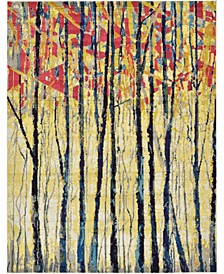 Newwolf New2 Yellow Area Rug Collection