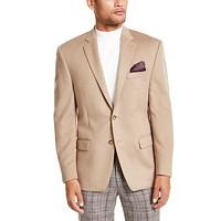 Deals on Lauren Ralph Lauren Cashmere-Blend Mens Classic-Fit Sport Coat