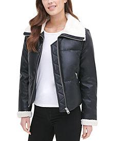 Levi's® Women's Sherpa Lined Puffer Jacket