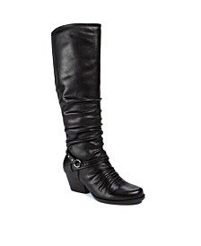 Baretraps Rinny Tall Shaft Wide Calf Boots