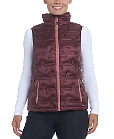 Peak Welded Down Puffer Vest