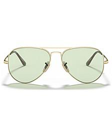 AVIATOR METAL II Sunglasses, RB3689 55