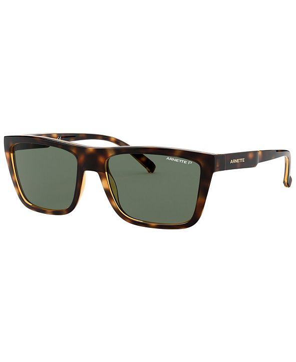 Arnette Men's Polarized Sunglasses, AN4262