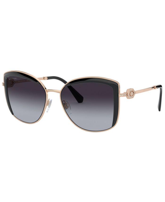 BVLGARI Bulgari Women's Sunglasses, BV6128B & Reviews - Sunglasses by Sunglass Hut - Handbags & Accessories - Macy's