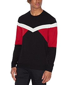 Men's Colorblocked Sweater