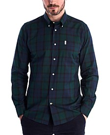 Men's Wetheram Plaid Shirt