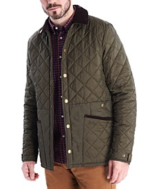 Men's Icons Liddesdale Quilted Jacket