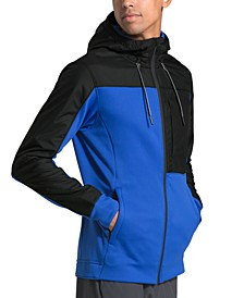 Men's Essential Full-Zip Fleece Hoodie