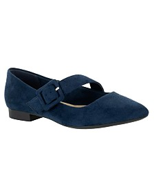 Bella Vita Virginia II Mary Jane Flats