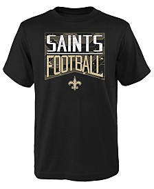 Outerstuff Big Boys New Orleans Saints Energy T-Shirt
