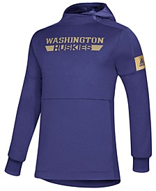 Men's Washington Huskies Game Mode Hooded Sweatshirt