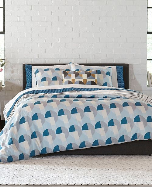 Novogratz Collection Novogratz Skye Geo Full/Queen Comforter