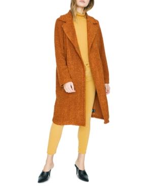 Sanctuary Coats GO LONG TEDDY COAT