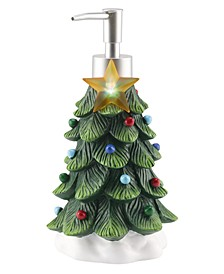 Tree Light-Up Lotion Pump