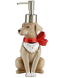 Holiday Dogs Lotion Pump