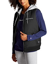 Stadium Hooded Puffer Jacket