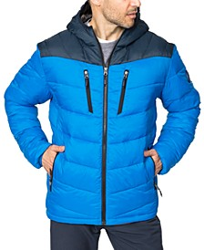 Outfitter Men's Packable Chevron Parka