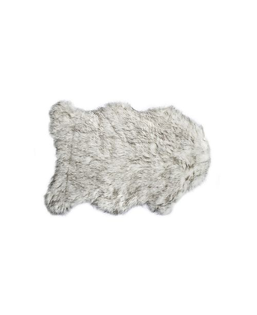 Luxe Faux Fur Gordon Rug 2' x 3'