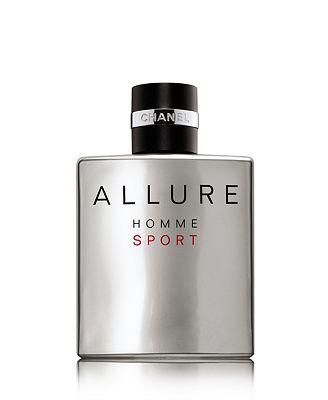 CHANEL ALLURE HOMME SPORT Eau de Toilette Spray, 3.4 oz