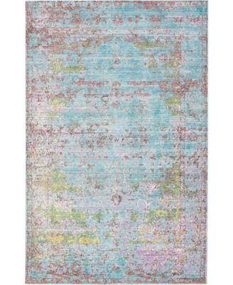 Malin Mal1 Blue 9' x 12' Area Rug