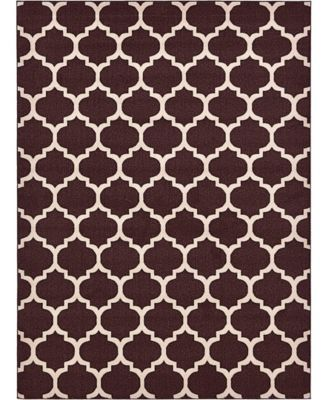 Arbor Arb1 Brown 8' x 11' Area Rug