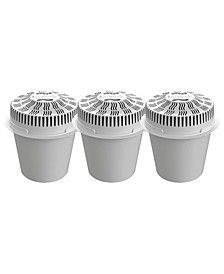 Vitality Replacement Filter Cartridge 3-Pack