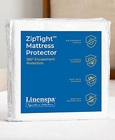 Linenspa Signature Collection ZipTight Encasement Mattress Protector