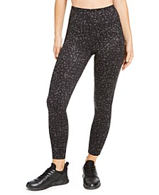 Tonal-Print Leggings, Created for Macy's