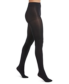 Women's Control Top Luster Tights
