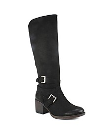 Patricia Wide Calf Wide Width Tall Boots