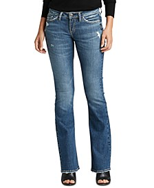 Silver Jean Co. Tuesday Bootcut Jean