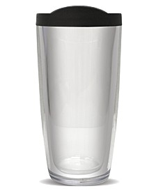 Clear Double Wall Insulated Tumbler, 16 oz