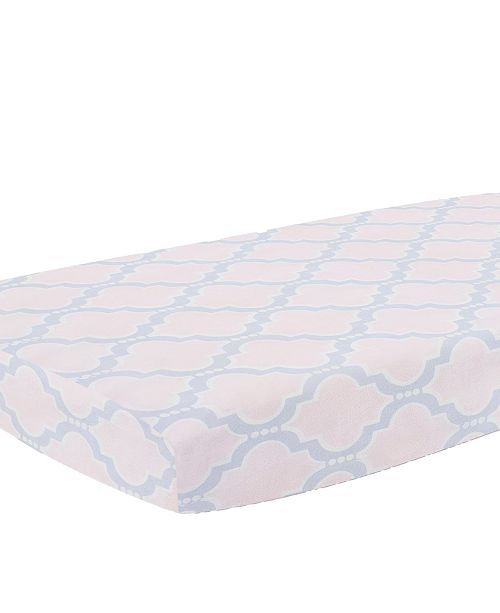 Pam Grace Creations Pretty in Trellis Changing Pad Cover
