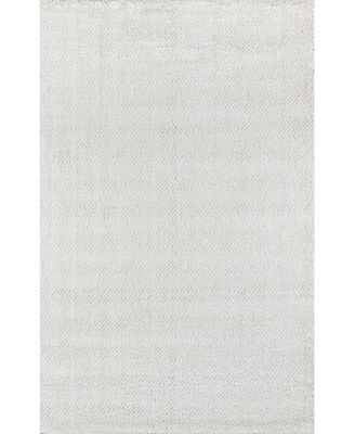Ledgebrook Led-1 Washington Ivory 5' x 8' Area Rug