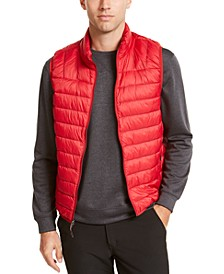 Men's Packable Down Puffer Vest